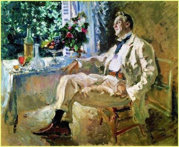 Портрет Шаляпина 2