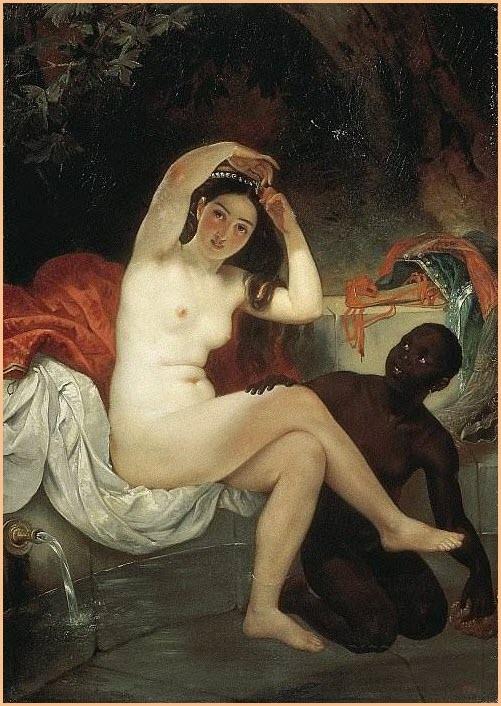 Вирсавия картина