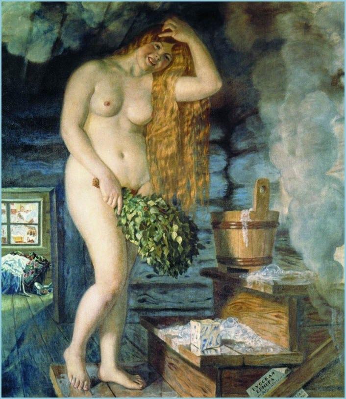 Русская Венера картина