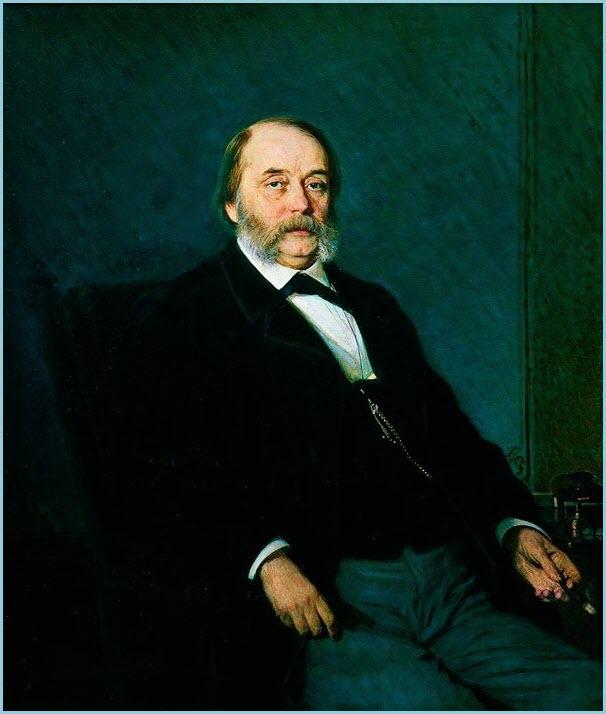Портрет Гончарова