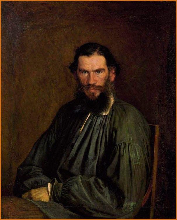 Портрет Толстого 2