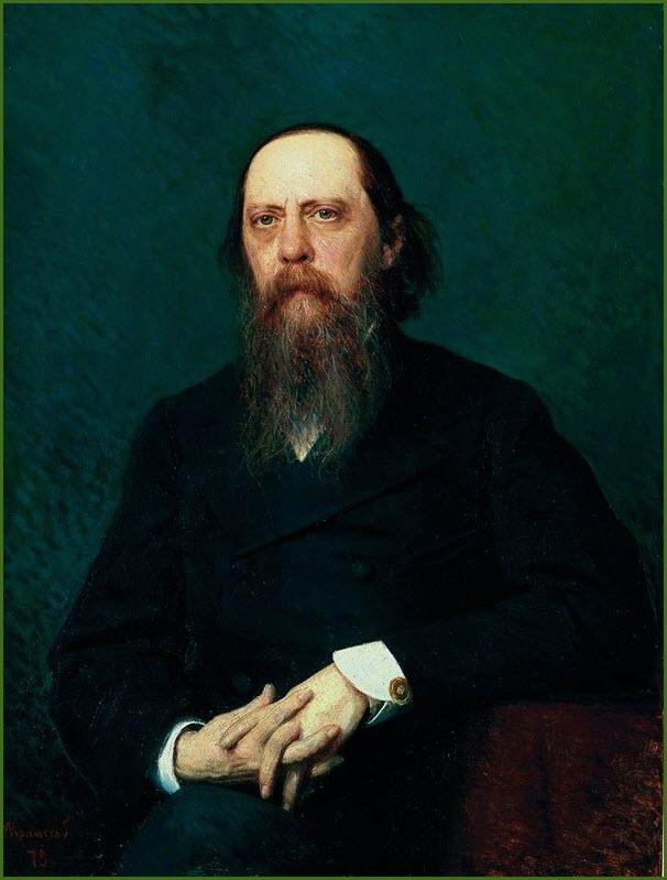 Портрет Салтыкова