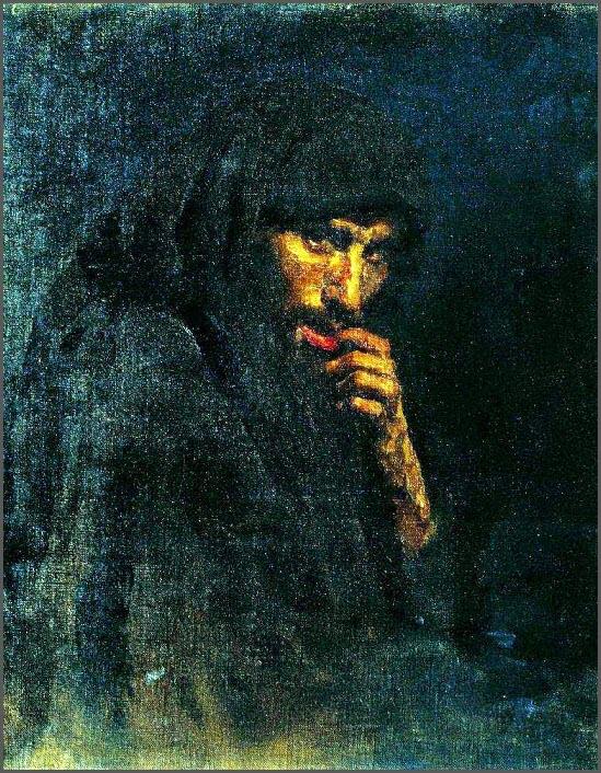 Иуда картина