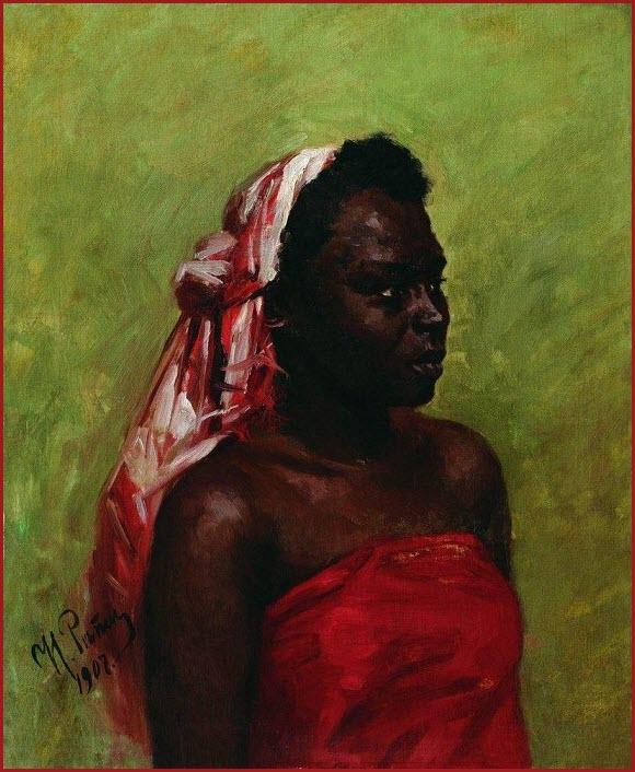 Негритянка фото