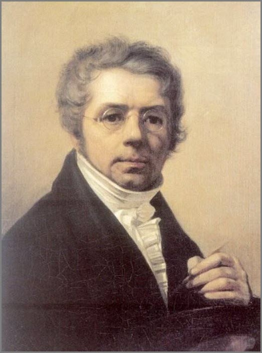 Портрет Венецианова