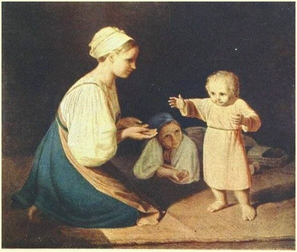 Первые шаги ребёнка