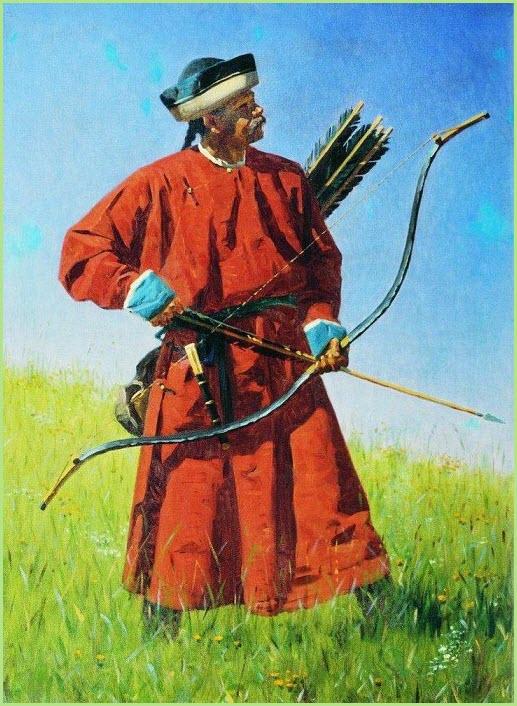 Бухарский солдат