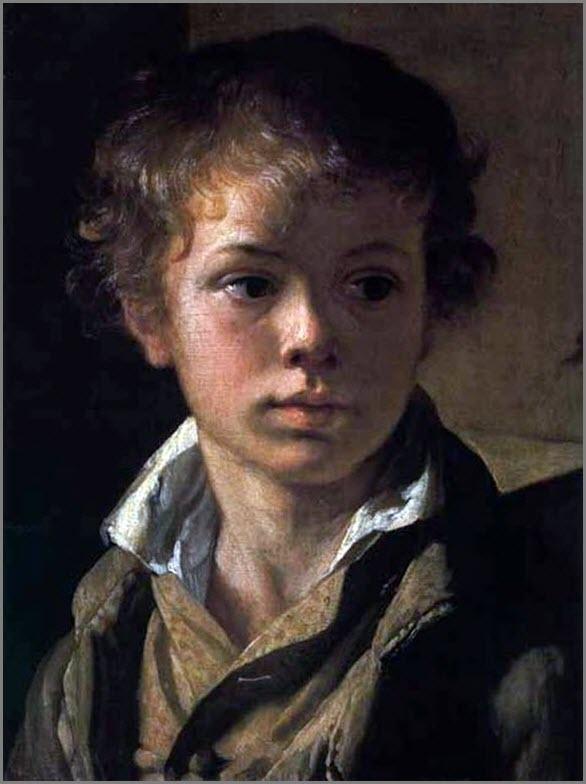 Портрет сына 2