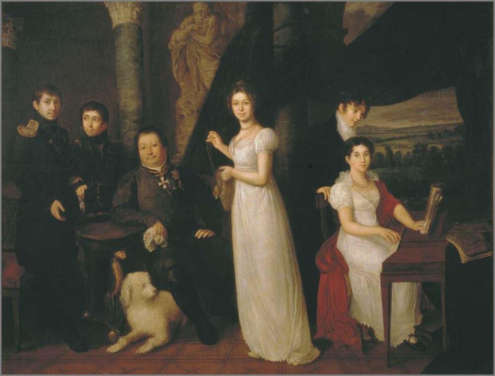 Семейный портрет 3