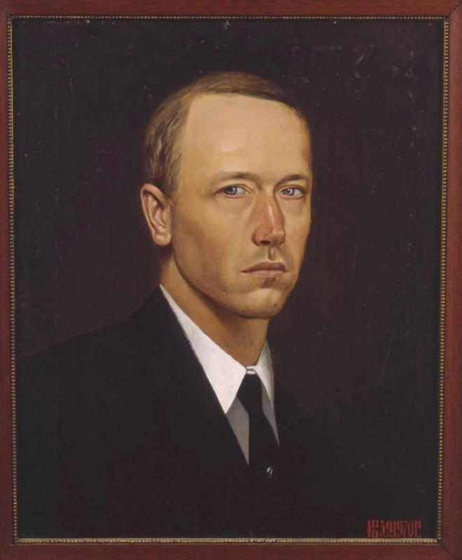 Портрет К. Васильева