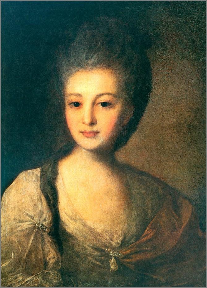 Женский портрет 2