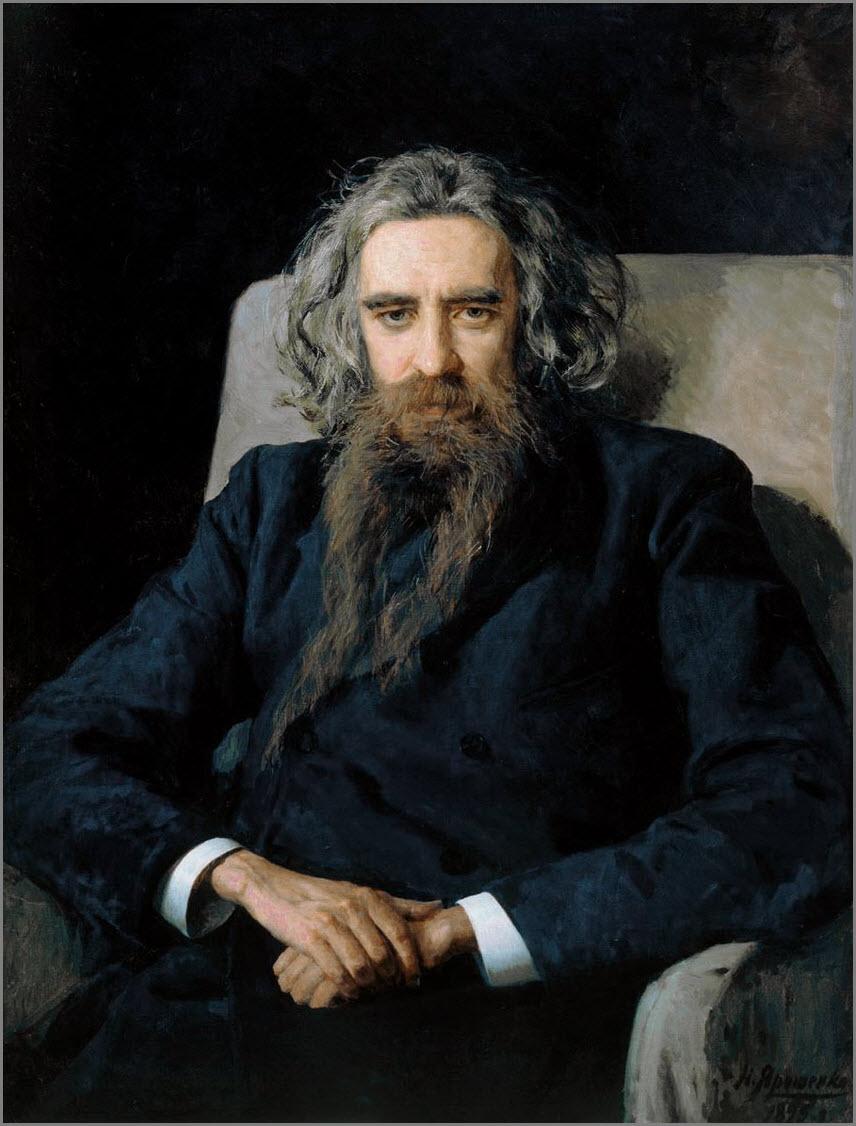 портрет философа