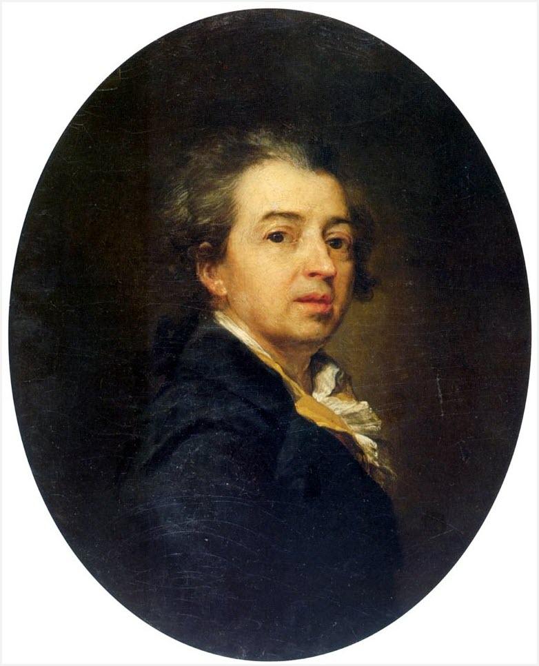 Портрет Левицкого