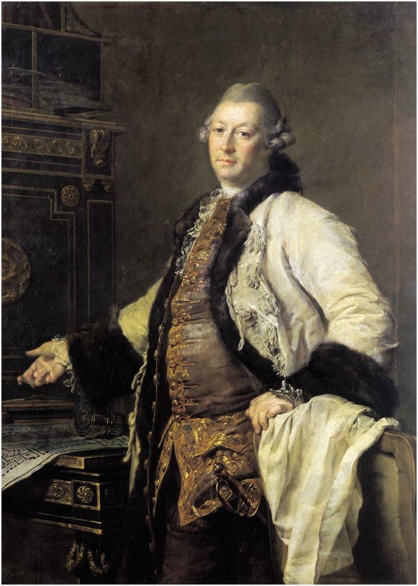 Портрет Кокорина