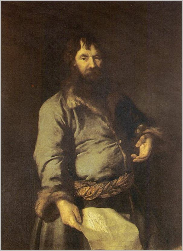 Портрет откупщика