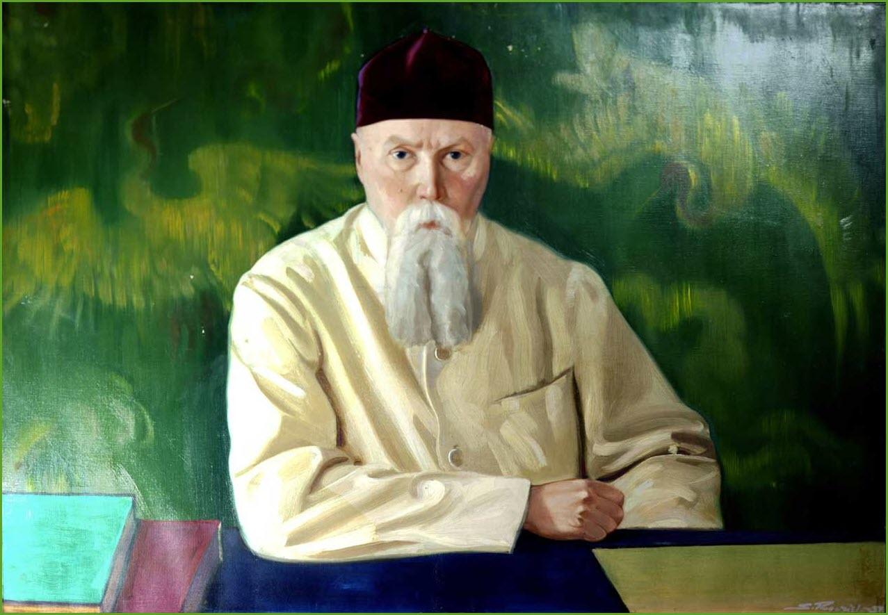 Портрет Рериха