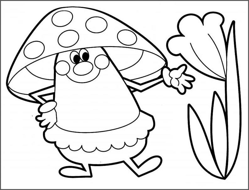 Картинка гриб