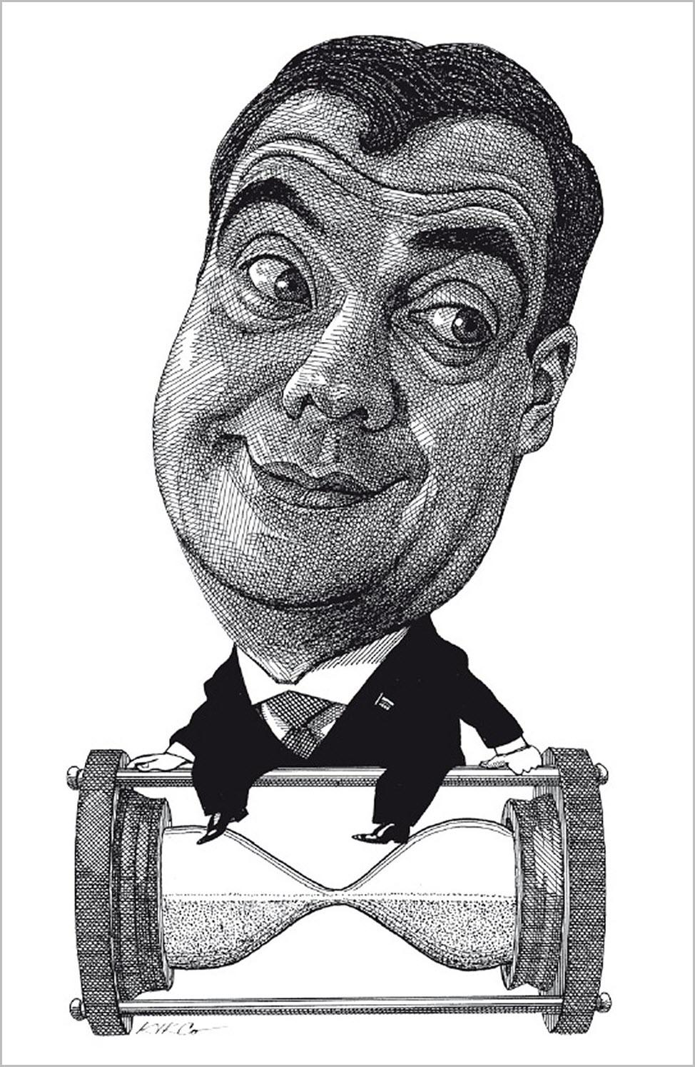 Шарж на Медведева