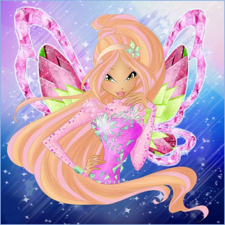 Красивая фея