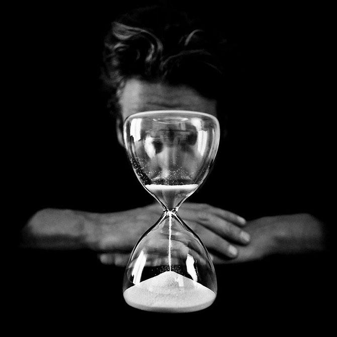 Песочные часы фото