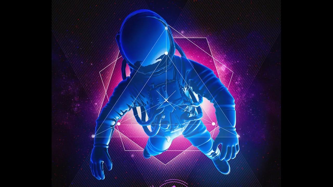 Космическая аватарка