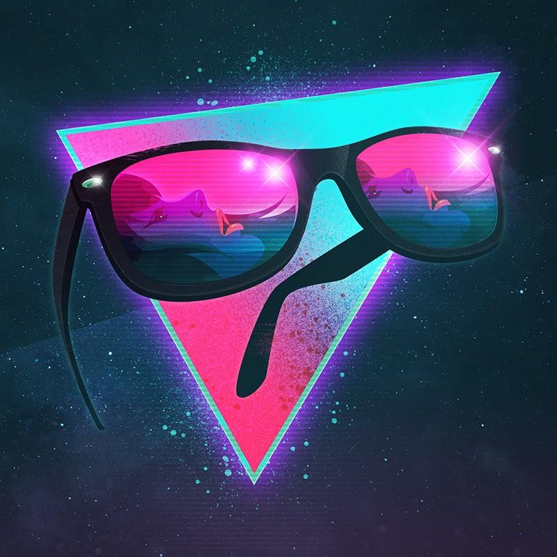 аватарка очки