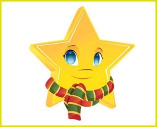 смайлик звёздочка 2