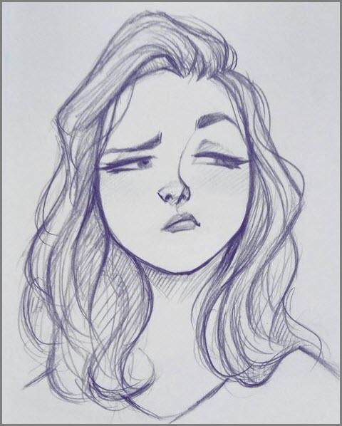 Хитрая девушка