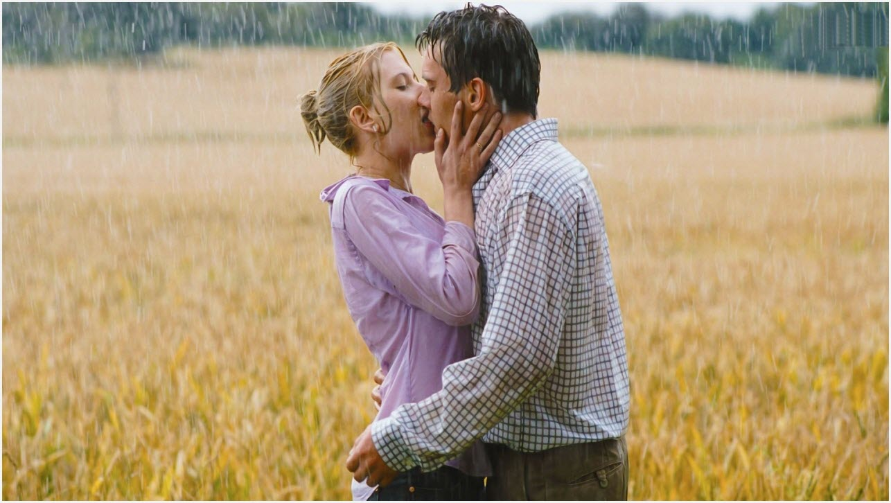 любовь под дождём