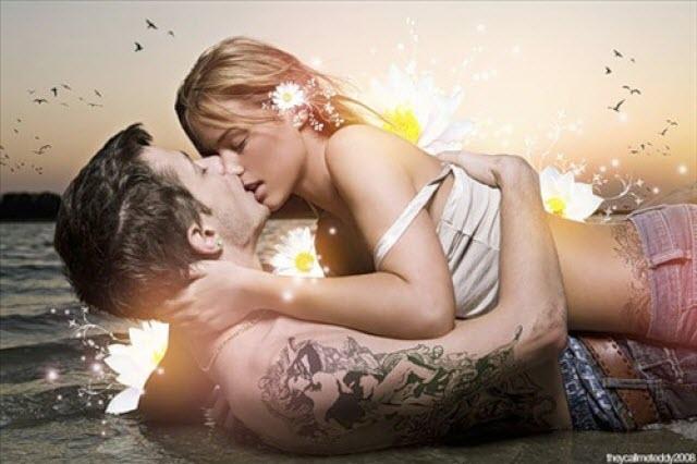страстная любовь