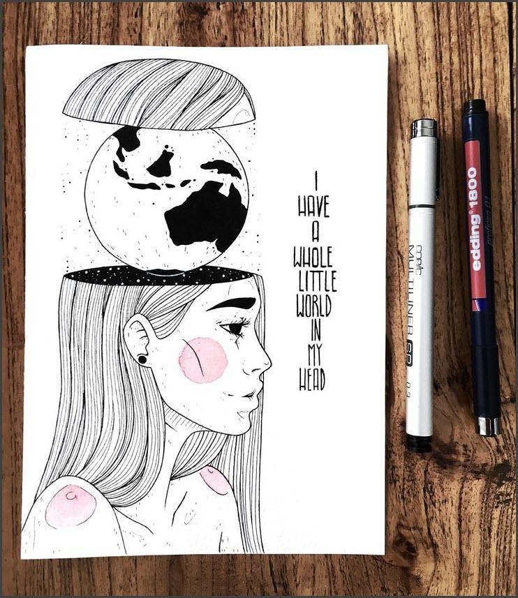 мир в голове