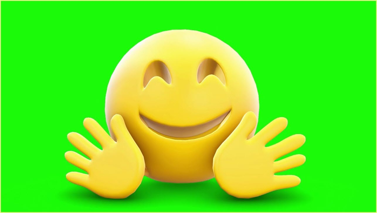 эмодзи улыбка