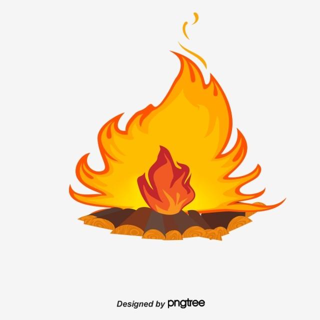 Эмоджи огонь 4