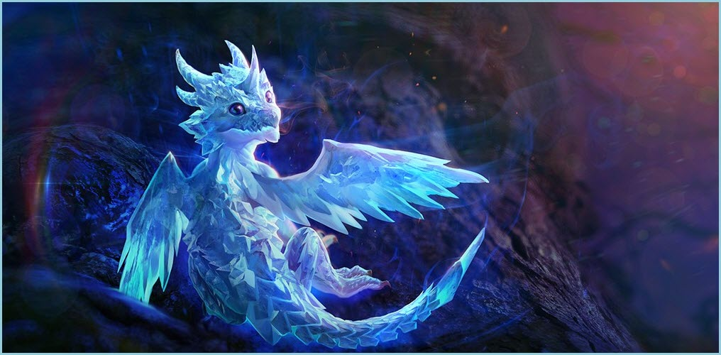 аниме дракон 2