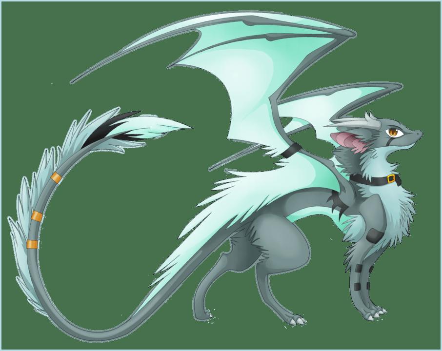 аниме дракон 3