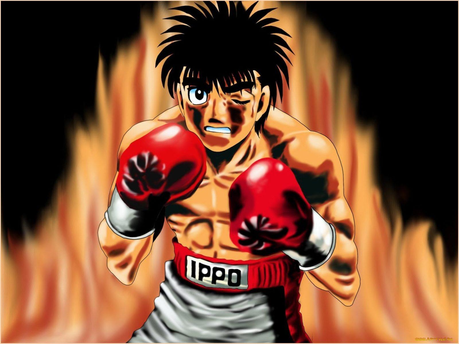 аниме бокс