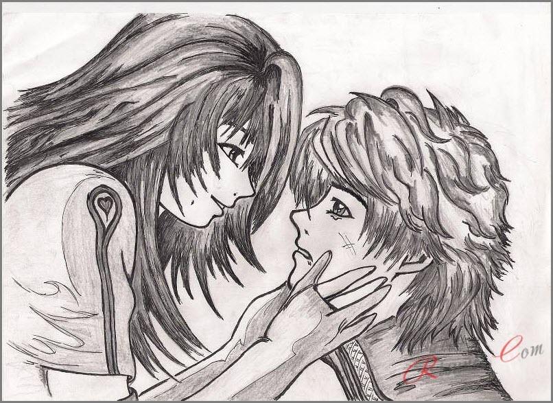 аниме любовь 2