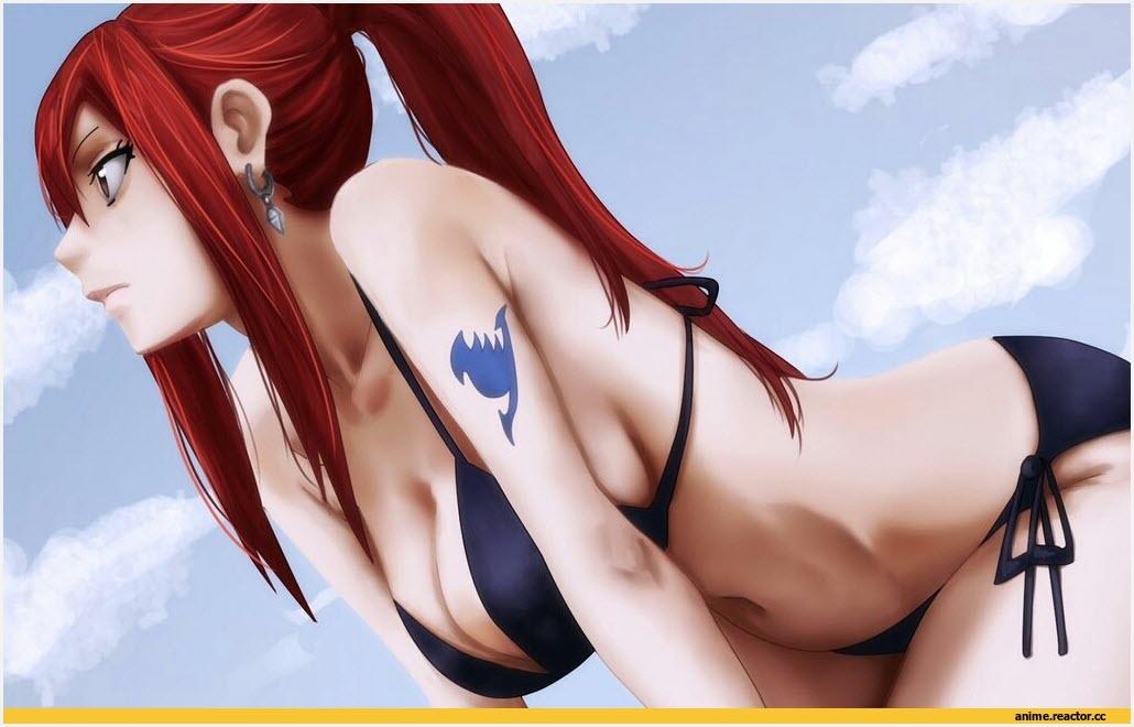 сексуальные аниме обои