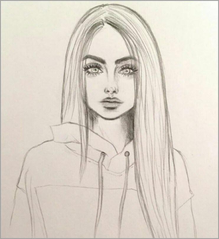 грустная девушка картинка