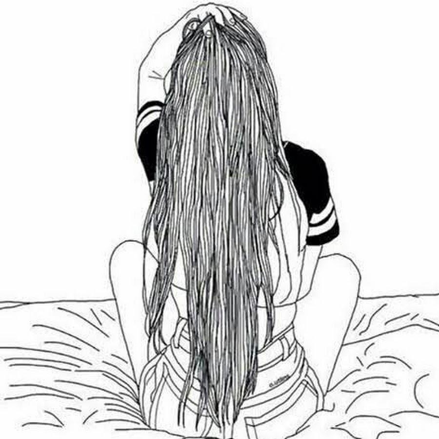 Девушка со спины 188