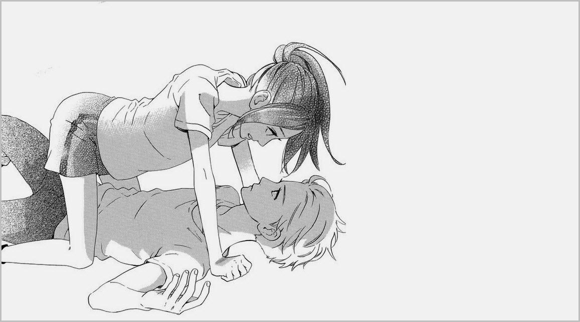 аниме любовь