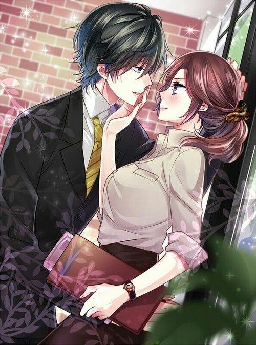 манга романтика в цвете 5