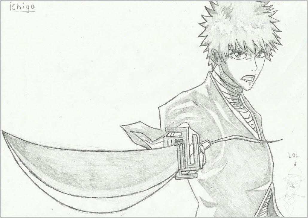 Ичиго Куросаки 3