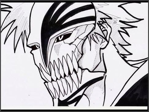 маска Ичиго