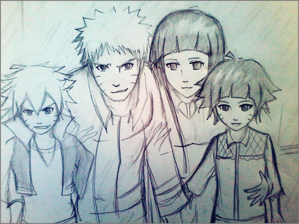 Наруто и Хината 7