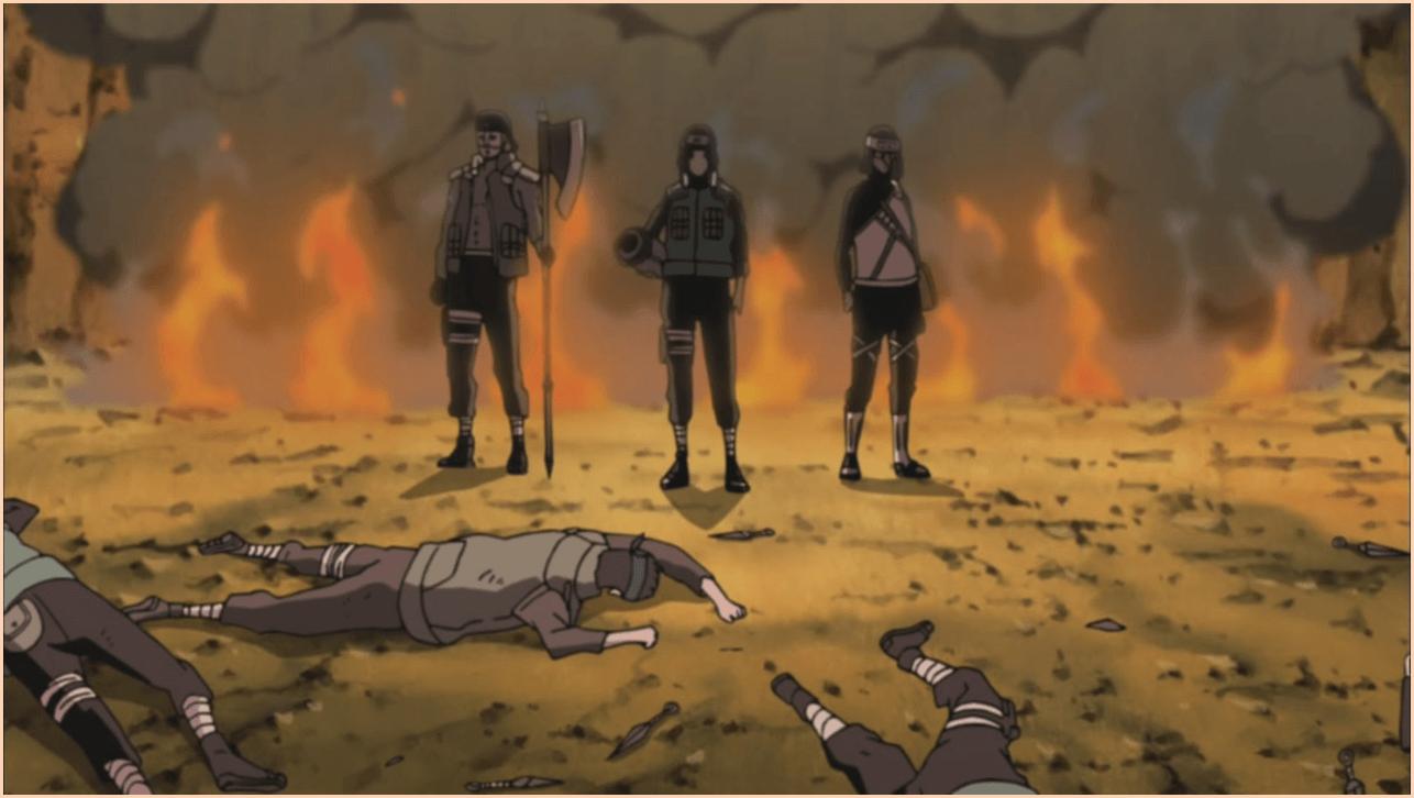 Наруто в бою 2