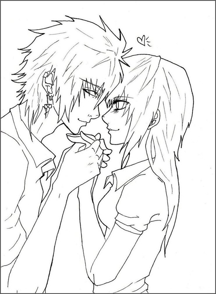 Наруто и Хината любовь 2