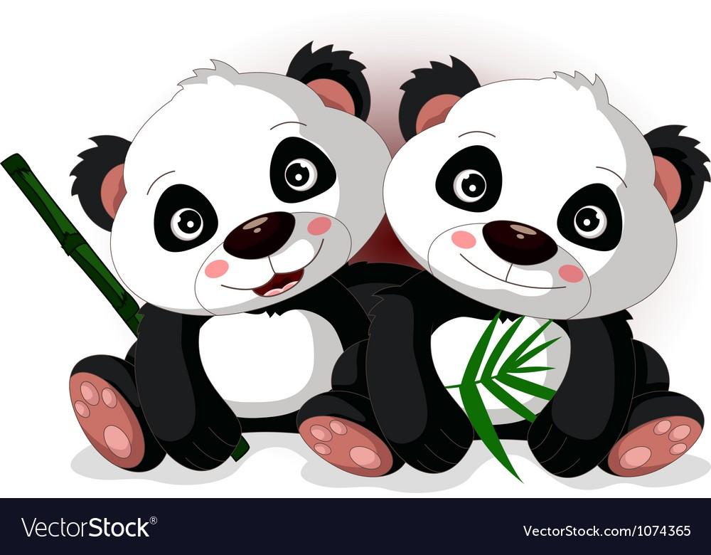 аниме панды