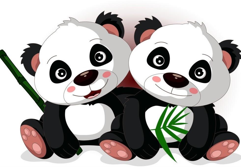 аниме панды фото 37
