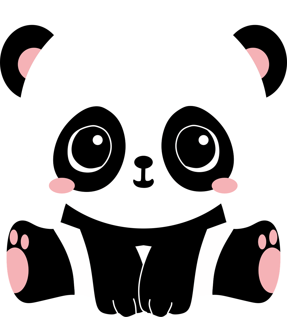 Кавайная панда